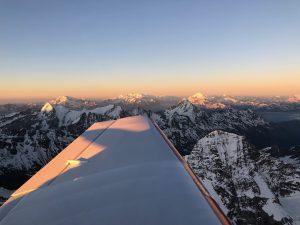 Alpenrundflug mit HB-KCJ