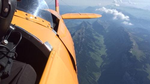 Rundflug Bücker